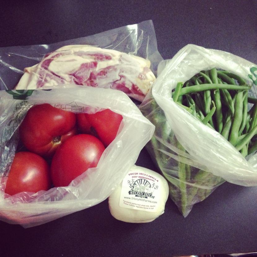 Farmer's Market Haul from 08.15.2013