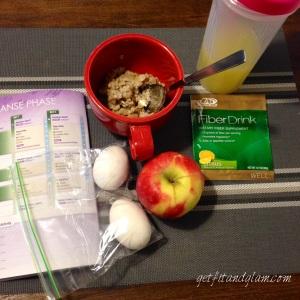advocare day 1 breakfast