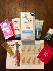 walmart beauty box | getfitandglam.com
