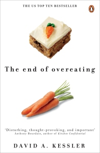 the end of overeating book cover