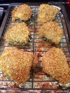 "oven ""fried"" chicken | getfitandglam.com"